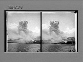 view A terrible volcanic explosion--Mont Pelee in eruption, June 1902. 6683 Interpositive 1902 digital asset number 1