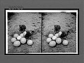 view An Easter morning in the desert (ostrich chicks). 6780 Interpositive digital asset: An Easter morning in the desert (ostrich chicks). 6780 Interpositive