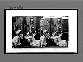 view [Coeds with male intruder in college dormitory setting. Active no. 7315 : stereo interpositive.] digital asset: [Coeds with male intruder in college dormitory setting. Active no. 7315 : stereo interpositive.]