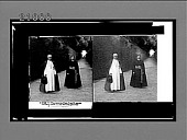view The beloved Pope Pius X taking his daily walk in the Vatican gardens. 7457 Interpositive digital asset: The beloved Pope Pius X taking his daily walk in the Vatican gardens. 7457 Interpositive.