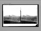 view Russian 500 lb. shell exploding near the Japanese siege guns, Port Arthur. 7561 Interpositive digital asset: Russian 500 lb. shell exploding near the Japanese siege guns, Port Arthur. 7561 Interpositive
