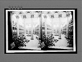 view The Inaugural Ball Room--from President Roosevelt's box--Pension Building. 7659 interpositive digital asset: The Inaugural Ball Room--from President Roosevelt's box--Pension Building. 7659 interpositive.