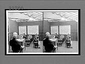 view [Small indoor classroom scene. Active no. 7871 : stereo interpositive.] digital asset: [Small indoor classroom scene. Active no. 7871 : stereo interpositive.]