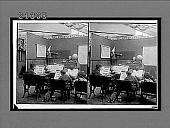 view [Small indoor classroom scene. Active no. 7872 : stereo interpositive.] digital asset: [Small indoor classroom scene. Active no. 7872 : stereo interpositive.]