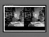 view Ex-President Grover Cleveland, scholar and statesman, at his desk, Princeton, N.J. [Active no. 8007 : stereo interpositive.] digital asset: Ex-President Grover Cleveland, scholar and statesman, at his desk, Princeton, N.J. [Active no. 8007 : stereo interpositive.]