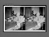 "view The great humorist, the late ""Mark Twain"" (S.L. Clemens), and his peculiar methods of work, New York. [Active no. 8010 : stereo interpositive.] digital asset: The great humorist, the late ""Mark Twain"" (S.L. Clemens), and his peculiar methods of work, New York. [Active no. 8010 : stereo interpositive.]"