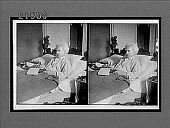 "view The great humorist, the late ""Mark Twain"" (S.L. Clemens), and his peculiar methods of work, New York. Active no. 8010 : stereo interpositive digital asset: The great humorist, the late ""Mark Twain"" (S.L. Clemens), and his peculiar methods of work, New York. Active no. 8010 : stereo interpositive."