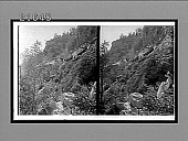 view [Tourists in Grand Canyon.] 8162 Interpositive digital asset: [Tourists in Grand Canyon.] 8162 Interpositive.