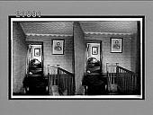 view [Portrait of Lincoln in private home.] 8322 interpositive digital asset: [Portrait of Lincoln in private home.] 8322 interpositive.