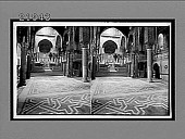 view Palace chapel of the old Norman kings, magnificent with colored mosaics, Palermo. 8556 Interpositive digital asset: Palace chapel of the old Norman kings, magnificent with colored mosaics, Palermo. 8556 Interpositive..