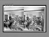 view The Sicily of tomorrow--schoolboys at their lessons in the Royal Technical School, Palermo. [Active No. 8559 : stereo interpositive.] digital asset: The Sicily of tomorrow--schoolboys at their lessons in the Royal Technical School, Palermo. [Active No. 8559 : stereo interpositive.]