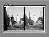 view Ben Pagoda, Bhamo. 8613 Interpositive digital asset: Ben Pagoda, Bhamo. 8613 Interpositive 1906.