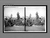 view Scenes at the last Indian Durbar; beautiful camp of Maharajo of Patiala; Punjab chiefs camp at Lahora. [Active no. 8714 : stereo interpositive,] digital asset: Scenes at the last Indian Durbar; beautiful camp of Maharajo of Patiala; Punjab chiefs camp at Lahora. [Active no. 8714 : stereo interpositive,] 1906.