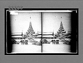 view Splendid audience hall of the old royal palace inside the fort, Mandalay. 9029 Interpositive digital asset: Splendid audience hall of the old royal palace inside the fort, Mandalay. 9029 Interpositive.