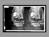 view Holy Cross Abbey interior (W.), forbidden to the living, it welcomed the dead. 9101 Interpositive digital asset: Holy Cross Abbey interior (W.), forbidden to the living, it welcomed the dead. 9101 Interpositive.