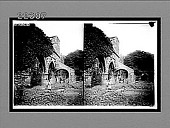view Sligo Abbey, founded by Maurice Fitzgerald for the Dominicans in 1252. 9112 Interpositive digital asset: Sligo Abbey, founded by Maurice Fitzgerald for the Dominicans in 1252. 9112 Interpositive.