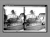 view A hint of the picturesque Spanish South in one of the narrow streets of Panama. 9369 Interpositive digital asset: A hint of the picturesque Spanish South in one of the narrow streets of Panama. 9369 Interpositive 1905.