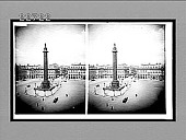 view [Tall monument in city plaza.] 9776 interpositive digital asset: [Tall monument in city plaza.] 9776 interpositive.
