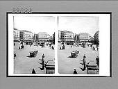 view [Street scene.] 9900 Interpositive digital asset: [Street scene.] 9900 Interpositive.