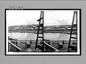 view Matadi, on lower Congo River,. southern terminus of railway. 9945 interpositive digital asset: Matadi, on lower Congo River,. southern terminus of railway. 9945 interpositive.