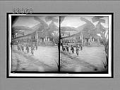 view Bangala people at a Catholic mission, Nouvelle Anvers. 9957 Interpositive digital asset: Bangala people at a Catholic mission, Nouvelle Anvers. 9957 Interpositive.