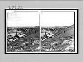 view Power plant and quartz refuse at one of Ballarat's gold mines, town at N.W. [Active no. 10261 : stereo Interpositive,] digital asset: Power plant and quartz refuse at one of Ballarat's gold mines, town at N.W. [Active no. 10261 : stereo Interpositive,] 1908.