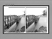 view Famous Hawksbury Bridge and river (S.), near Sydney, N.S.W. [Active no. 10273 : stereo interpositive,] digital asset: Famous Hawksbury Bridge and river (S.), near Sydney, N.S.W. [Active no. 10273 : stereo interpositive,] 1908.