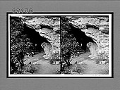 view The Grand Arch (450 ft. long), Nature's passage-way through a mountain, Jenelan, N.S.W. 10280 Interpositive digital asset: The Grand Arch (450 ft. long), Nature's passage-way through a mountain, Jenelan, N.S.W. 10280 Interpositive 1908