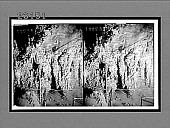 """view Entrance to the """"Marguerita Chamber,"""" veiled by stalactite draperies, Jenelan, N.S.W. 10281 Interpositive digital asset: Entrance to the """"Marguerita Chamber,"""" veiled by stalactite draperies, Jenelan, N.S.W. 10281 Interpositive 1908."""