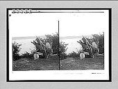 view [Native Americans beside wide river.] 10464 Interpositive digital asset: [Native Americans beside wide river.] 10464 Interpositive.
