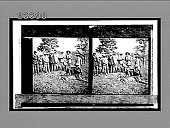 view Maharajah of Cooch Behar, his guests and results of their day's shoot. [Caption No. 10539 : stereoscopic interpositive.] digital asset: Maharajah of Cooch Behar, his guests and results of their day's shoot. [Caption No. 10539 : stereoscopic interpositive.]