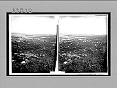view Honolulu, N.W. from airy height of the Punchbowl to the sea, H.Is. 10691 Interpositive digital asset: Honolulu, N.W. from airy height of the Punchbowl to the sea, H.Is. 10691 Interpositive 1910.