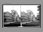 view The dignified Judiciary Building at Honolulu, H.Is. 10692 Interpositive digital asset: The dignified Judiciary Building at Honolulu, H.Is. 10692 Interpositive 1910.
