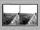 view Fifth Ave. and Central Park, N. from 59th St. to Art Museum and Palisades. [Active no. 10728 : stereo interpositive,] digital asset: Fifth Ave. and Central Park, N. from 59th St. to Art Museum and Palisades. [Active no. 10728 : stereo interpositive,] 1910.
