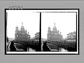 view Cathedral, Resurrection of Christ, St. Petersburg, Russia, 1910. 10758 Interpositive digital asset: Cathedral, Resurrection of Christ, St. Petersburg, Russia, 1910. 10758 Interpositive 1910.