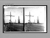 view [Monument and streetcar line in St. Petersburg.] 10760 interpositive digital asset: [Monument and streetcar line in St. Petersburg.] 10760 interpositive 1910.