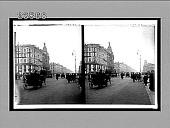 view [Street scene.] 10763 Interpositive digital asset: [Street scene.] 10763 Interpositive 1910.