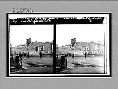 view [Peter the Great equestrian monument in St. Petersburg.] 10765 interpositive digital asset: [Peter the Great equestrian monument in St. Petersburg.] 10765 interpositive 1910.