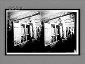 view Fulling the woven fabrics in a large American woolen mill. 10800 Interpositive digital asset: Fulling the woven fabrics in a large American woolen mill. 10800 Interpositive 1909.