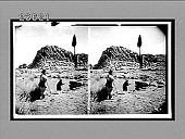 view Wayside spring on Horeb, near where Moses saw the burning bush, Sinai. The Wanderings of Israel. 10826 Interpositive digital asset: Wayside spring on Horeb, near where Moses saw the burning bush, Sinai. The Wanderings of Israel. 10826 Interpositive 1910.