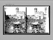 view Investiture of H.R.H. the Prince of Wales at Carnarvon Castle, Wales. [Active no. 11347 : stereo interpositive..] digital asset: Investiture of H.R.H. the Prince of Wales at Carnarvon Castle, Wales. [Active no. 11347 : stereo interpositive..]