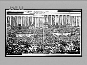 view President Wilson taking the oath of office, U.S. Capitol, Washington, D.C. [Active no. 11350 : stereo interpositive,] digital asset: President Wilson taking the oath of office, U.S. Capitol, Washington, D.C. [Active no. 11350 : stereo interpositive,] 1913.