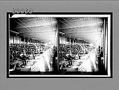"view ""Warping""--view in a great silk weaving plant, Paterson, N.J. 11446 interpositive digital asset: ""Warping""--view in a great silk weaving plant, Paterson, N.J. 11446 interpositive 1913."
