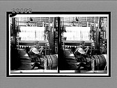 """view """"Entering,"""" a process that requires skill and patience; silk weaving plant, New Jersey. 11448 interpositive digital asset: """"Entering,"""" a process that requires skill and patience; silk weaving plant, New Jersey. 11448 interpositive 1913."""