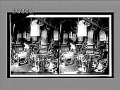 view Weaving beautiful fancy patterns, called Jacquard weaving, silk mill, New Jersey. 11459 interpositive digital asset: Weaving beautiful fancy patterns, called Jacquard weaving, silk mill, New Jersey. 11459 interpositive 1913.