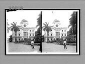 view New Municipal Building, Cathedral Plaza, Panama City. 11528 Interpositive digital asset: New Municipal Building, Cathedral Plaza, Panama City. 11528 Interpositive.