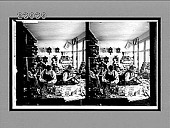 view Making cuckoo clocks, Tryberg in the Black Forest, Germany. [Active no. 11749 : stereo interpositive.] digital asset: Making cuckoo clocks, Tryberg in the Black Forest, Germany. [Active no. 11749 : stereo interpositive.]