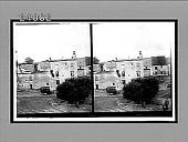 view [Village buildings showing artillery damage.] 11884 Interpositive digital asset: [Village buildings showing artillery damage.] 11884 Interpositive.