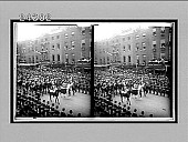 view [Parade.] No. 12110 : stereoscopic interpositive digital asset: [Parade.] No. 12110 : stereoscopic interpositive.