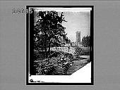 view At Oxford University, Britain's most famous seat of learning--showing Mary Magdalen College, Oxford. Orig. no. 158. Interpositive digital asset: At Oxford University, Britain's most famous seat of learning--showing Mary Magdalen College, Oxford. Orig. no. 158. Interpositive.